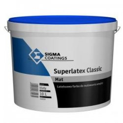 Sigma Coatings - farba lateksowa Superlatex Classic, baza