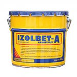Isolbet - IZOLBET-A asphalt priming solution