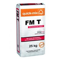 Quick-mix - fuga do spoin z trasem FM T