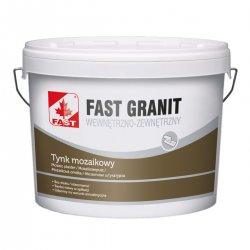 Fast - tynk mozaikowy Fast Granit