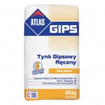 Atlas - manual gypsum plaster Gips Solaris (AG-SOLARIS)