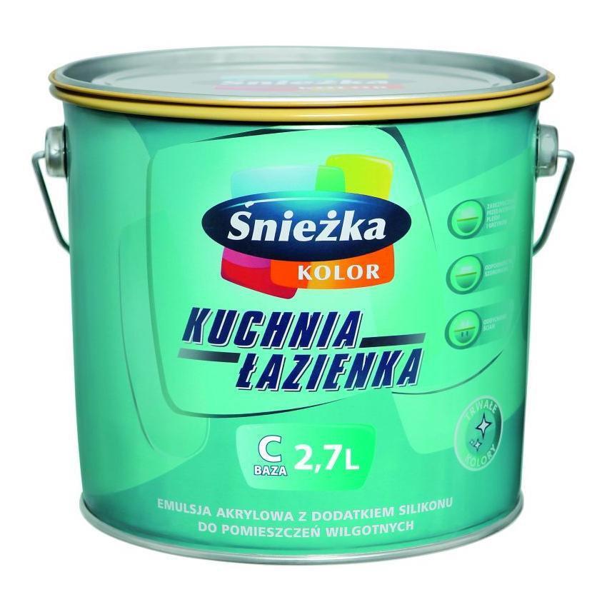 CONSTRUCTION CHEMICALS » Online Store Construction   -> Sniezka Kuchnia Lazienka Kolory