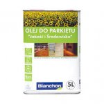 Blanchon - oil for parquet Quality and Environment