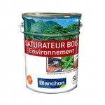 Blanchon - Saturator impregnation oil Quality and Environment